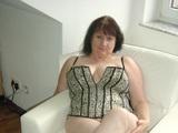 Sexy Girl wartet