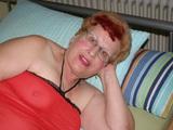 Eine scharfe Oma