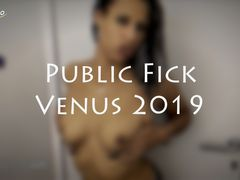Public fuck on Venus