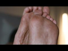 Schmutzige Füße für Dich :)