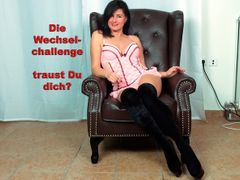 Fotze-Mund-10-Sek Wechsel-Challenge!