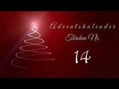 Adventskalender - Tür 14