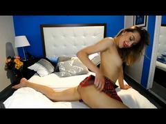Sexy und heißes Girl