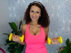 Fitnessstunde mit Personal-Trainer eskaliert!
