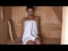 Mein bester versauter XXL Orgasmus in der Sauna