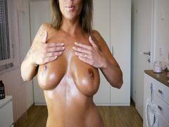 Sexy Ölmassage