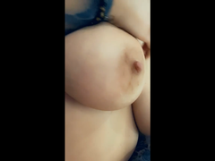 Titten NAH AUFNAHME