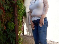 Jeanspiss Outdoor