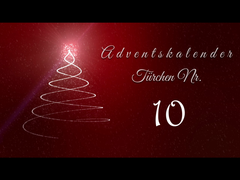 Adventskalender - Tür 10