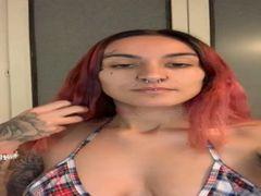 Sexy Dildo Show