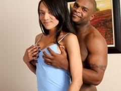 Jessica Loves großer schwarzer Schwanz Teil 2