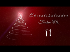 Adventskalender - Tür 11