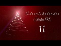 Adventskalender - Tür 11