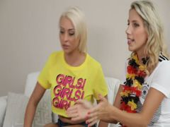 Caro & SweetLina in: Die Abseitsfalle