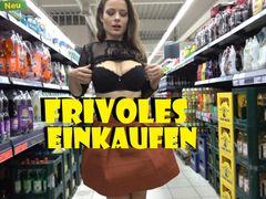Frivoles Einkaufen