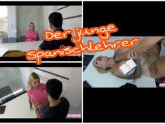 Der junge Spanischlehrer