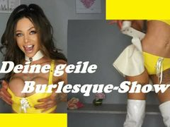 Deine geile Burlesque-Show