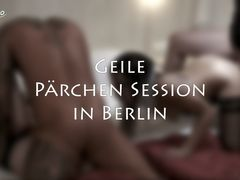 My first Horny Couplesession in Berlin!!!