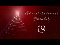 Adventskalender - Tür 19