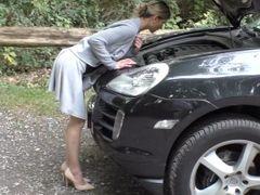 Autopanne!!! Hättest Du mir geholfen?