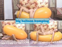 Rießenballon