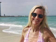 RISKANT: Fickdate am Strand (von Dubai) vereinbart!