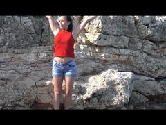 Geiler User Treff im Urlaub am Meer