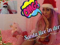 Cathy_B Santa live in der Cam!!