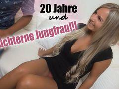 20 Jahre und schüchterne Jungfrau!!!