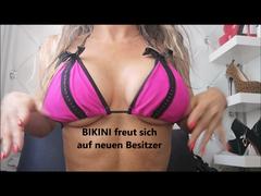 ***Bikini freut sich auf neuen Besitzer***