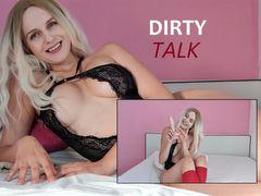 Dirty Talk Wichsanleitung - Schwanz auspacken und mitmachen!