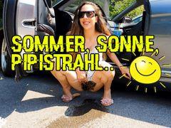 Sommer, Sonne, Pipistrahl..