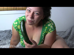 Zucchini geil