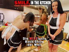sMILFs in der Küche. Taco-Dienstag