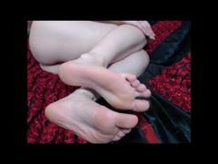 Spritz auf meine Füße ! Dirty Talk
