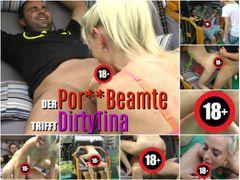 """Der """"Pornobeamte"""" trifft DirtyTina"""