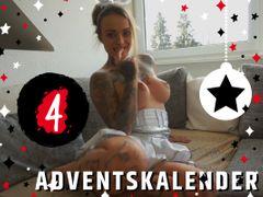 ADVENTS-TRIX 04 – Böser Engel auf der Couch!
