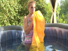 Loli's swim ring