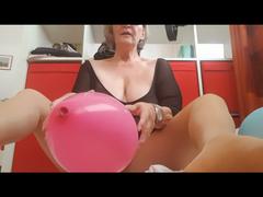 Wunschvideo Luftballons