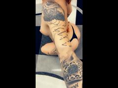 Heißes Video von meinem Arsch und Titten