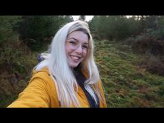 Dampfend in den Wald GEPISST