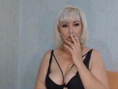 Strippen und Rauchen - Userwunsch