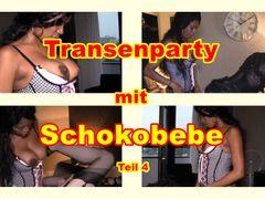 Transensex mit Schokobebe Teil 4