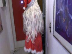 Mein geilstes Weihnachtsgeschenk! Knüppelgeile Rute!