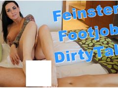 Feinster Footjob DirtyTalk