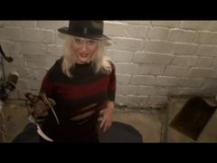 Happy Halloween - Freddy Krüger und seine Braut