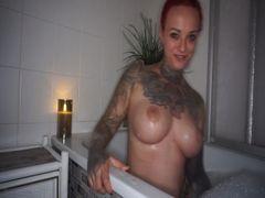 Komm mit mir in die Badewanne