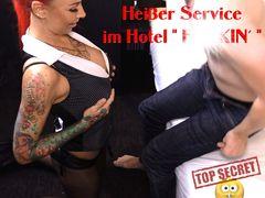 Die versauten Zimmermädchen im Hotel Fuckin´!!