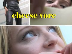 cheese vore