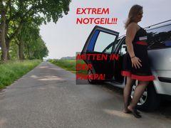 EXTREM NOTGEIL !!! MITTEN IN DER PAMPA !